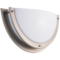 Sea Gull Lighting Nexus 1 Light Bath Vanity in Brushed Nickel 49151BLE-962 photo thumbnail