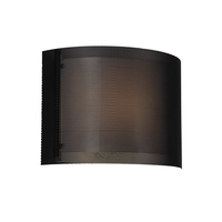 Sea Gull ADA Bath Sconce in Black 4933291S-12