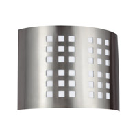 ADA 2 Light 12 inch Brushed Nickel Bath Sconce Wall Light