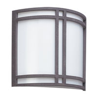 Sea Gull Lighting Piedmont 2 Light Fluorescent Wall/Bath/Vanity in Olde Iron 4966-72 photo thumbnail