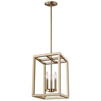 Sea Gull 5134503EN-848 Moffet Street LED 11 inch Satin Bronze Hall Foyer Ceiling Light