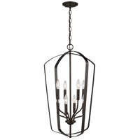 Steel Romee Foyer Pendants