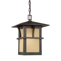 Medford Lakes 1 Light 11 inch Statuary Bronze Outdoor Pendant