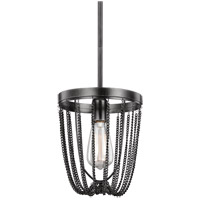 Sea Gull Kelvyn Park 1 Light Mini Pendant in Stardust 6110101-846