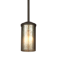 Sea Gull 6110401EN3-715 Sfera 1 Light 4 inch Autumn Bronze Pendant Ceiling Light