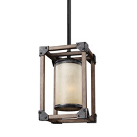Sea Gull 6113301EN3-846 Dunning 1 Light 6 inch Stardust Pendant Ceiling Light