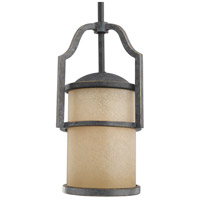 Roslyn 1 Light 7 inch Flemish Bronze Pendant Ceiling Light in Standard
