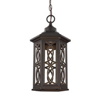 Ormsby LED 9 inch Antique Bronze Outdoor Pendant