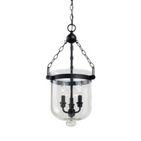 Sea Gull 65046EN-715 Westminster 3 Light 12 inch Autumn Bronze Pendant Ceiling Light
