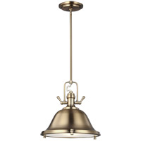 Sea Gull 6514403EN3-848 Stone Street 3 Light 22 inch Satin Bronze Pendant Ceiling Light