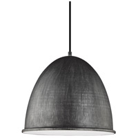 Sea Gull Hudson Street 1 Light Pendant in Stardust 6525401-846