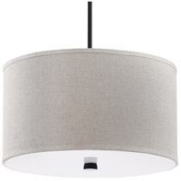 Sea Gull 65263-710 Dayna 3 Light 19 inch Burnt Sienna Pendant Ceiling Light in Standard photo thumbnail