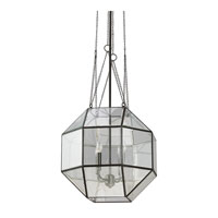 Sea Gull Lazlo 4 Light Pendant in Heirloom Bronze 6534404-782