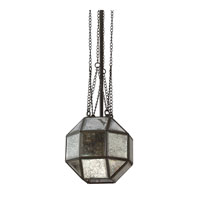 Sea Gull Lazlo 1 Light Pendant in Heirloom Bronze 6535401-782