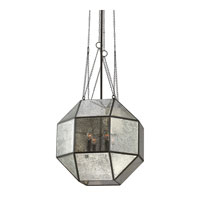 Sea Gull Lazlo 4 Light Pendant in Heirloom Bronze 6535404-782