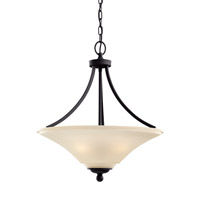 Somerton 3 Light 21 inch Blacksmith Pendant Ceiling Light