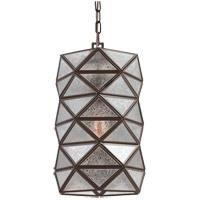Sea Gull Harambee 1 Light Pendant in Heirloom Bronze 6541401BLE-782