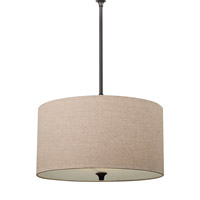 Stirling 1 Light 16 inch Burnt Sienna Pendant Ceiling Light