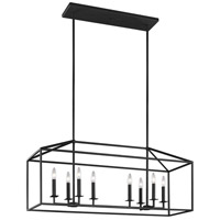 Perryton 8 Light 12 inch Blacksmith Pendant Ceiling Light