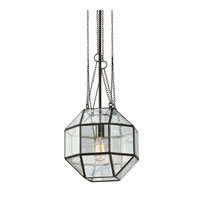 Sea Gull Lazlo 1 Light Pendant in Heirloom Bronze 6634401-782