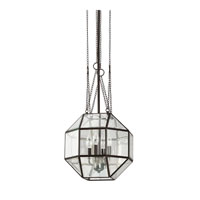 Sea Gull Lazlo 4 Light Hall/Foyer Pendant in Heirloom Bronze 6634404-782