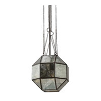 Sea Gull Lazlo 1 Light Pendant in Heirloom Bronze 6635401-782