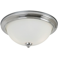 Sea Gull Signature LED Flush Mount in Chrome 77064S-05