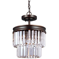 Sea Gull Carondelet 2 Light Semi Flush in Burnt Sienna 7714002BLE-710