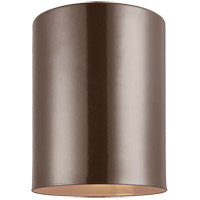 Sea Gull Bullets Flush Mount in Bronze 7813891S-10