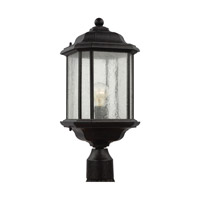 Sea Gull Lighting Kent 1 Light Outdoor Post Lantern in Oxford Bronze 82029-746