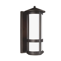 Groveton 1 Light 23 inch Antique Bronze Outdoor Post Lantern