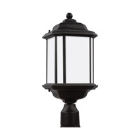 Kent 1 Light 20 inch Oxford Bronze Outdoor Post Lantern in Standard