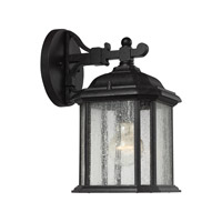 Sea Gull Lighting Kent 1 Light Outdoor Wall Lantern in Oxford Bronze 84029-746