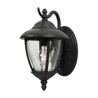 Sea Gull 84069-746 Lambert Hill 1 Light 13 inch Oxford Bronze Outdoor Wall Lantern