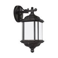 Sea Gull 84530EN3-746 Kent 1 Light 15 inch Oxford Bronze Outdoor Wall Lantern