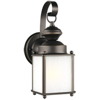 Jamestowne 1 Light 11 inch Antique Bronze Outdoor Wall Lantern