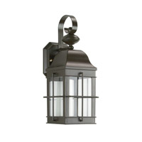 Signature LED 15 inch Bronze Outdoor Wall Lantern