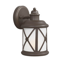Lakeview 1 Light 10 inch Antique Bronze Outdoor Wall Lantern