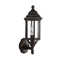 Sea Gull 8538701-71 Sevier 1 Light 16 inch Antique Bronze Outdoor Wall Lantern