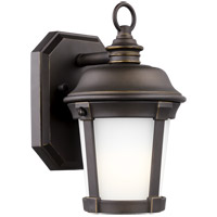 Sea Gull 8550701EN3-71 Calder 1 Light 10 inch Antique Bronze Outdoor Wall Lantern