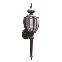 Sea Gull Lighting Signature - Outdoor Wall Lantern in Sienna 8578-26