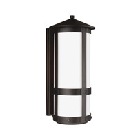 Groveton 1 Light 21 inch Antique Bronze Outdoor Wall Lantern