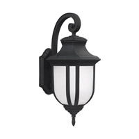 Childress LED 21 inch Black Outdoor Wall Lantern