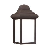 Mullberry Hill 1 Light 9 inch Bronze Outdoor Wall Lantern
