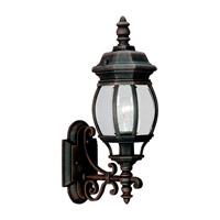 Sea Gull Lighting Wynfield 1 Light Outdoor Wall Lantern in Tawny Bronze 88200-821 photo thumbnail