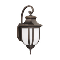 Childress LED 36 inch Antique Bronze Outdoor Wall Lantern