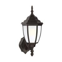 Sea Gull Lighting Bakersville 1 Light Outdoor Wall Lantern in Heirloom Bronze 88940BL-782