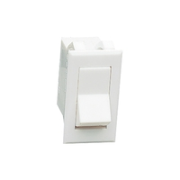 Sea Gull Lighting Rocker Style Switch Accessory in White 9027-15