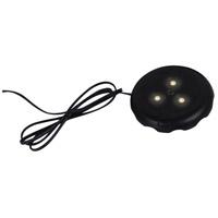 Sea Gull 98862SW-12 Signature 12V LED Black Disk Light