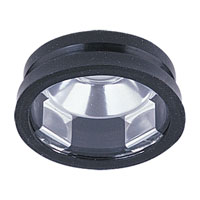 Sea Gull Lighting Ambiance Mini-Recessed Recessed Trim Only in Black 9357-12